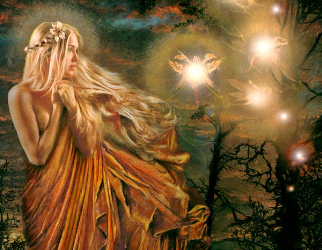 Starseed đến từ thế giới thiên đường Liakish thuần khiết và vô cùng thông thái