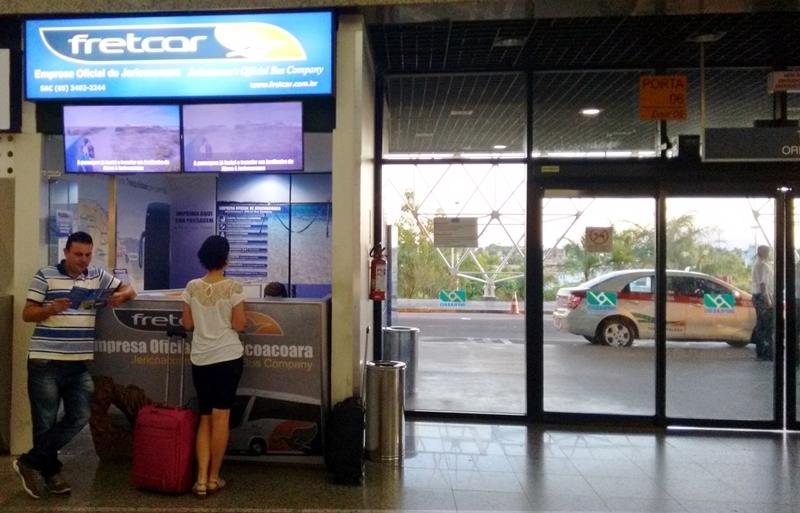 Como chegar a Jericoacoara de ônibus
