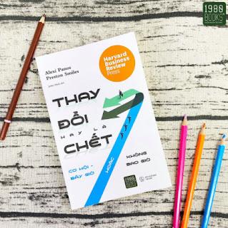 Thay Đổi Hay Là Chết? ebook PDF-EPUB-AWZ3-PRC-MOBI