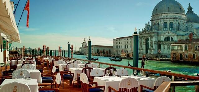Bar Longhi em Veneza