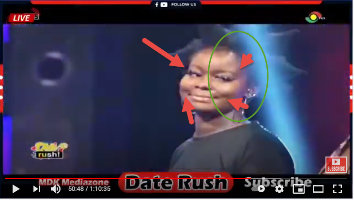 The Jealousy Behind Fatima`s Smile on Date Rush Exposed