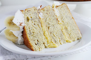 Banana curd cake recipe, How to try this tasty combination