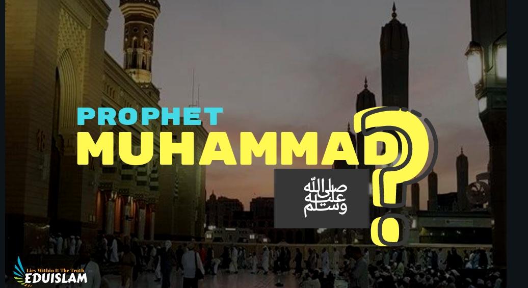 Prophet Muhammad ﷺ, Mohammad PBUH, Biography