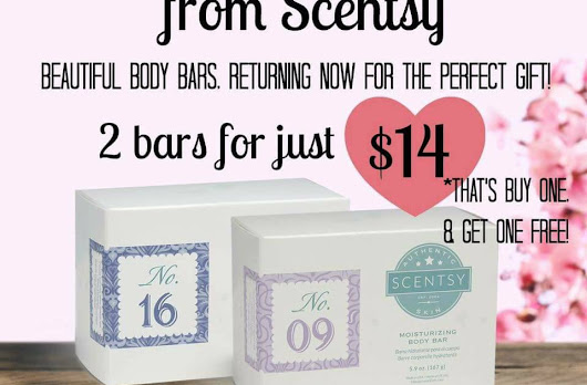 Scentsy. What Moms want for Mother's Day!