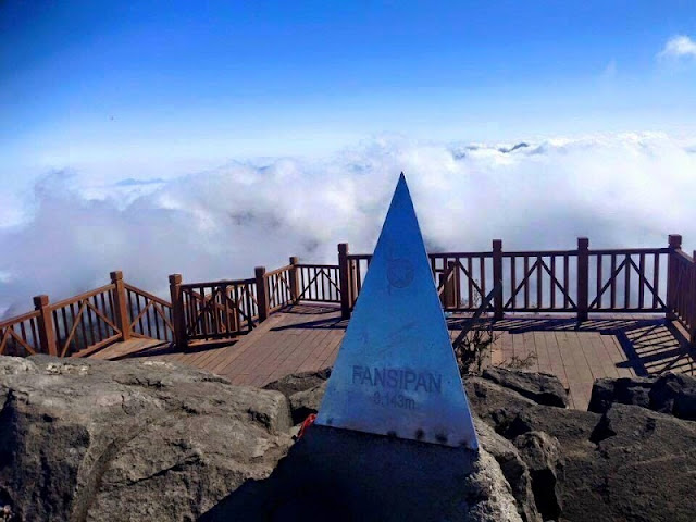 Inauguration of spiritual culture complex  at the top of Fansipan Peak