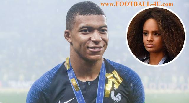Alicia Aylies , Kylian Mbappé , Girlfriend , Football-4u