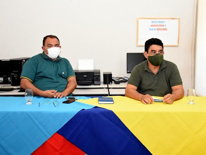 Governo Municipal suspende retomada das aulas presenciais, prevista para 4 de outubro