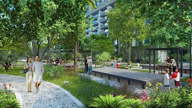 Tiện ích dự án chung cư The K Park Văn Phú