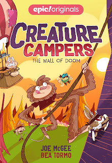 Creature Campers: The Wall of Doom