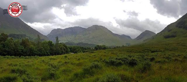 Escocia, Glencoe