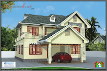 Kerala Style House Plan And Elevation - Architecture