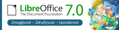LibreOffice 7 - zmogljivost, združljivost, uporabnost