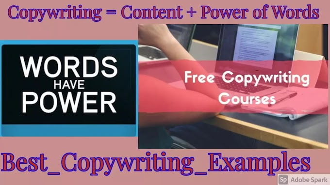 Basics Copywriting skills for FREE  | Best COPYWRITING-EXAMPLE