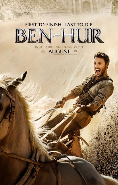 Ben-Hur (2016) ταινιες online seires xrysoi greek subs