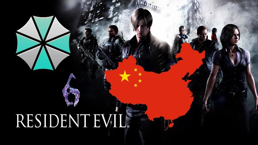 resident evil connection coronavirus outbreak wuhan china capcom c-virus