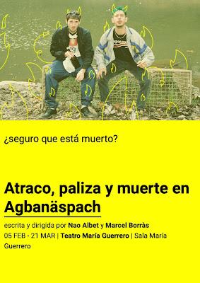 Nao Albet, Marcel Borràs, Irene Escolar, Vanguardias teatrales actuales