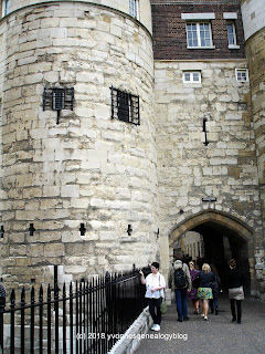 The Middle Tower (entrance to the Tower of London)