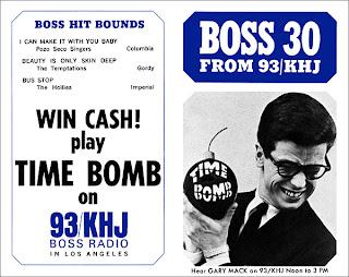 KHJ Boss 30 No. 58 - Gary Mack