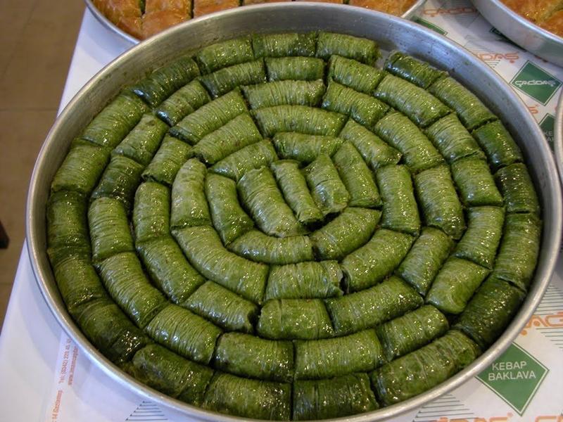 Gurmelere layık bir tatil için Gaziantep