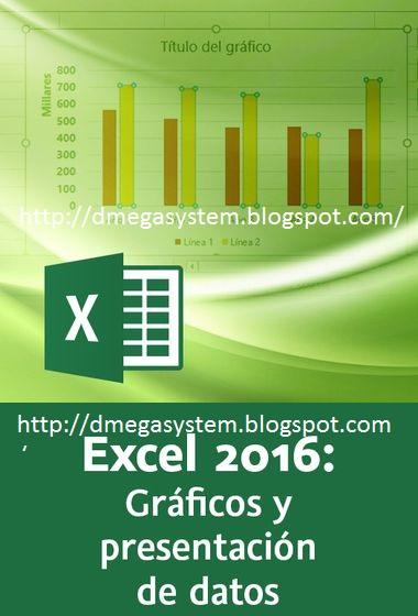 Video2Brain: Excel 2016. Gráficos y presentación de datos
