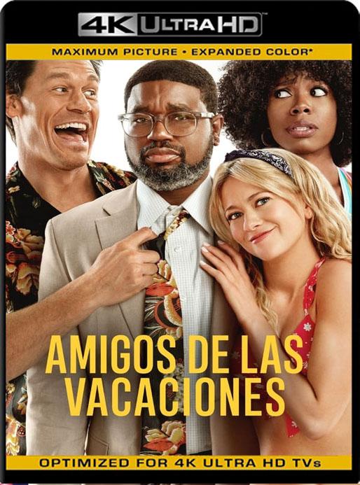 Amigos de las Vacaciones (2021) [4K] Latino [GeyserGP]