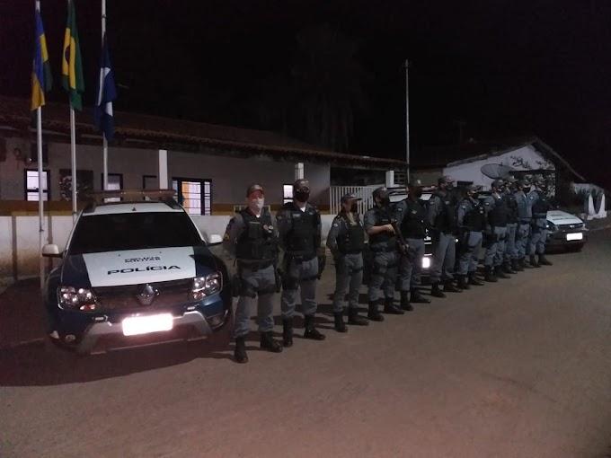 Polícia Militar realizou Operação Carga Máxima em Acorizal e Jangada nesta sexta –feira (13/08)