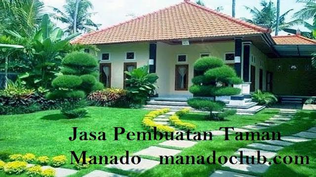 Jasa Pembuatan Taman Di Manado Dan Jasa Tukang Taman Terbaik Manado