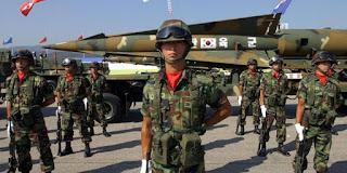 Korea Selatan:Jika Korea Utara Canangkan Perang, Korea Selatan Akan Hancurkan Pyongyang