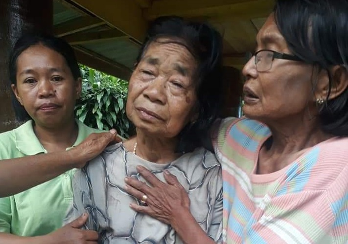 Peduli, Grup Toraya Sikamali' Galang Donasi untuk Korban Kebakaran di Sangalla