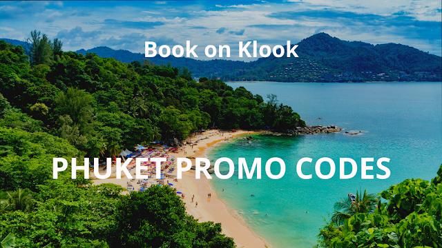 Klook Promo Code phuket