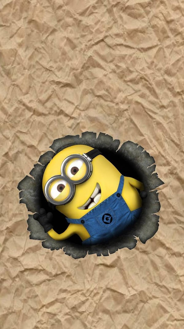Minions Best Mobile Wallpers For iPhone and Android