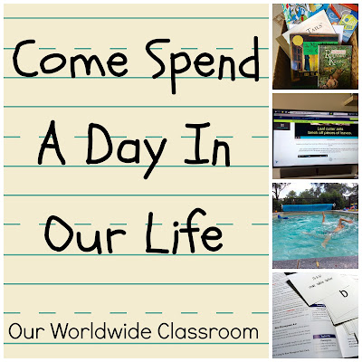 Spend A Day In Our Homeschool Life