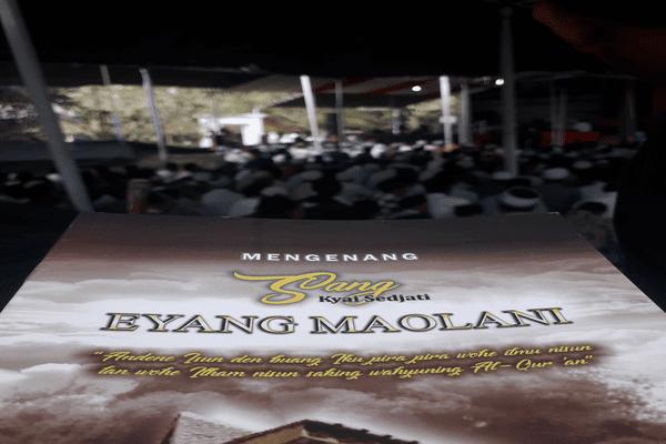 Masa Belajar Eyang Hasan Maolani Lengkong Kuningan