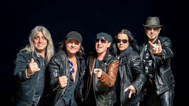 Scorpions Az Tour