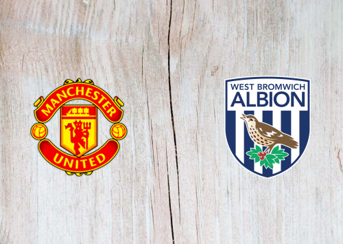 Manchester United vs West Bromwich Albion -Highlights 21 November 2020