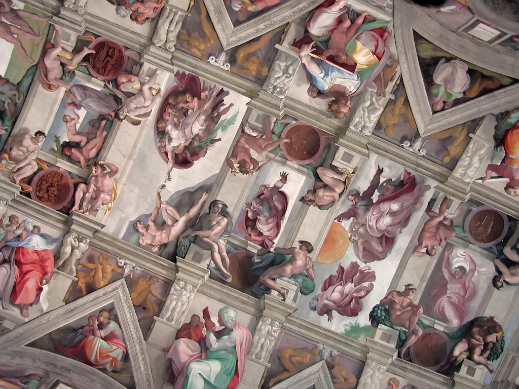 Sistine Chapel Ceiling Analysis