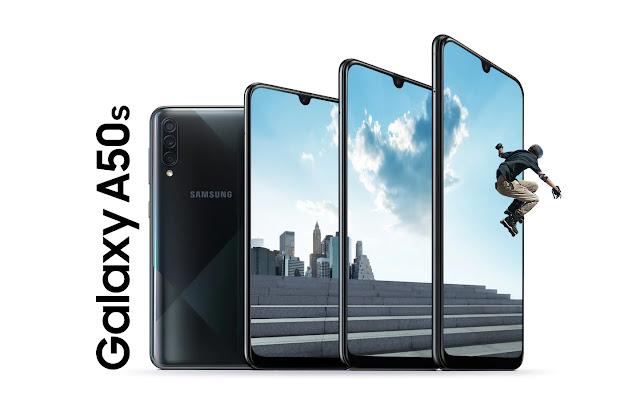 Spesifikasi dan Harga Samsung Galaxy A50s