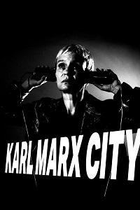 Poster Karl Marx City