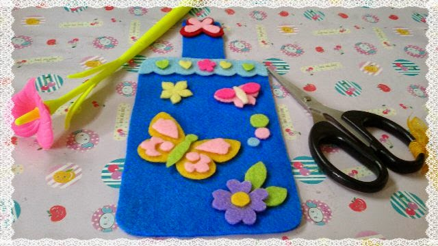 Lovena's Felt Craft