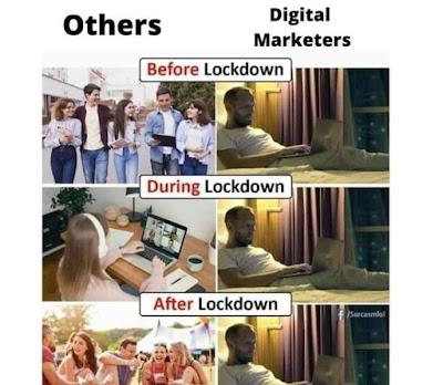 digital marketing jokes