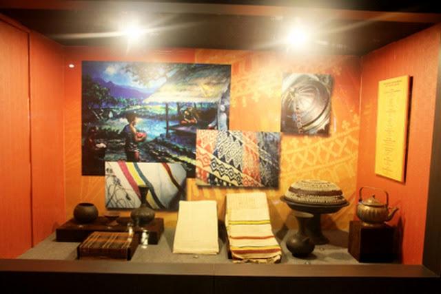Koleksi Sejarah Museum Negeri Nusa Tenggara Barat