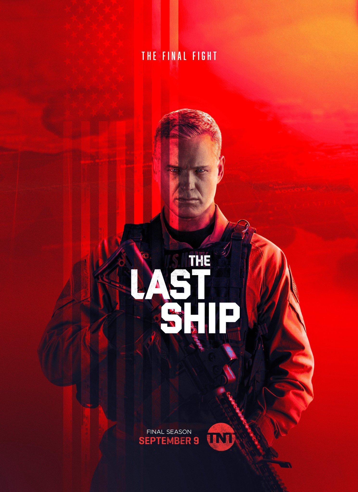 Xem Phim Chiến Hạm Cuối Cùng 5 - The Last Ship season 5