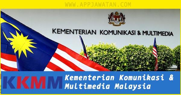 Jawatan Kosong di Kementerian Komunikasi & Multimedia Malaysia