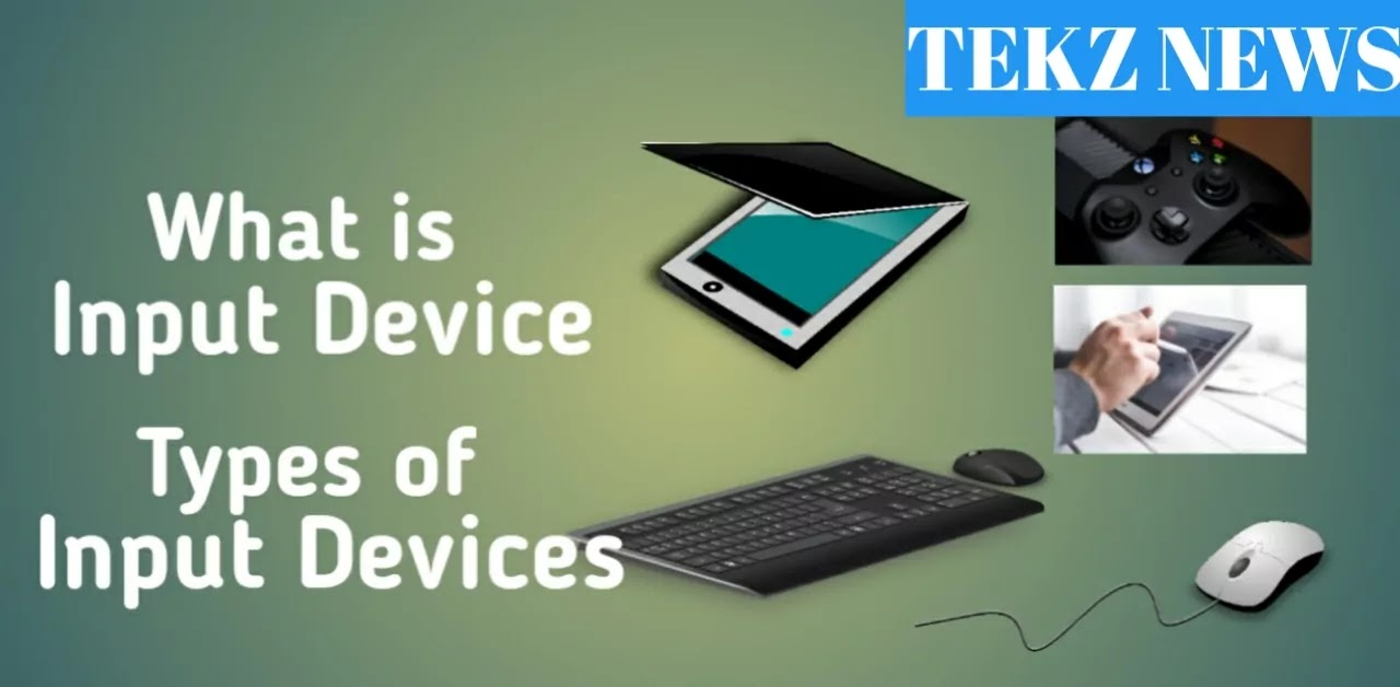 What is Input Device | Types of Input Devices