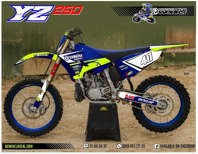 YZ 250X - SP005