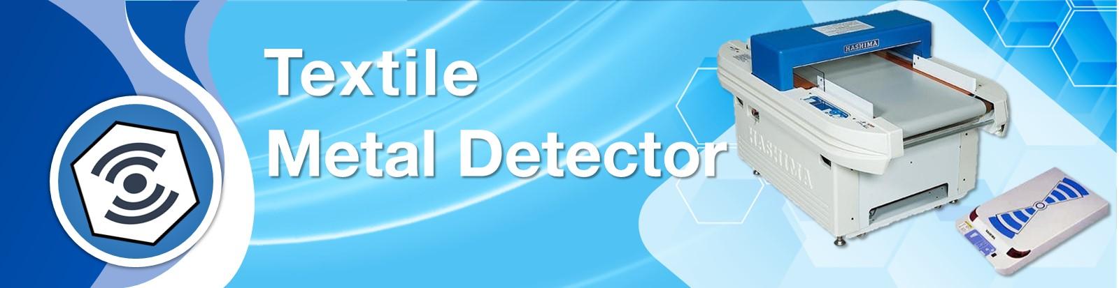 Textile Metal Detector