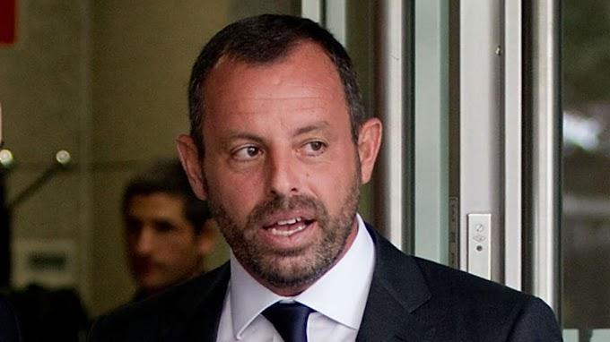 Sandro Rosell: 'Barca must depart from politics'
