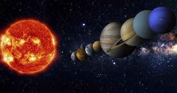 Distintas Teorías del Origen Sistema Solar