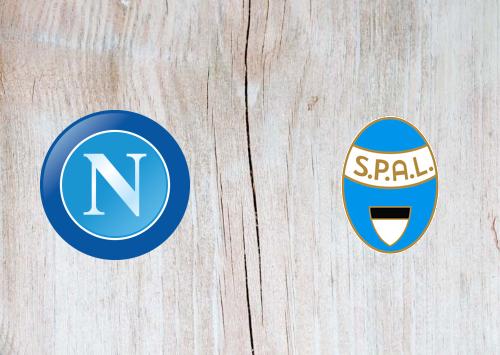 Napoli vs SPAL -Highlights 28 June 2020