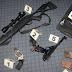 U pretresima na Tuzlanskom kantonu pronađeno oružje, droga i novac
